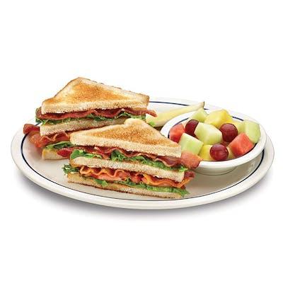 Double BLT Sandwich