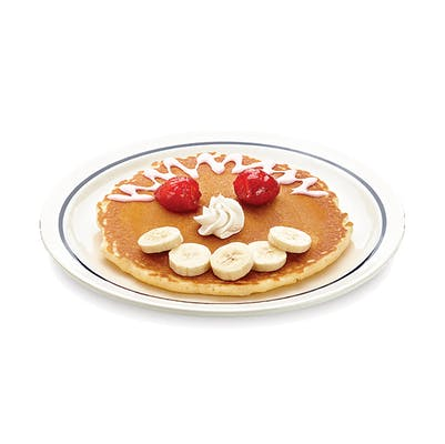 Kid's Create-a-Face Pancake®