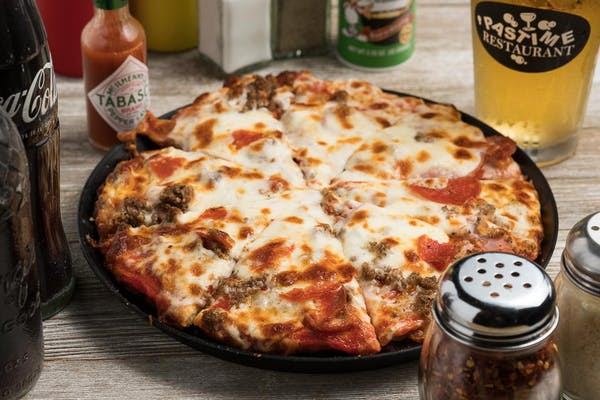 The Big Ragoo Pizza