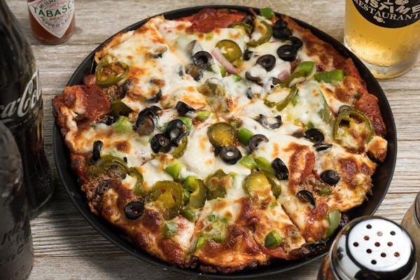 The Papa Joe Pizza