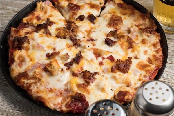 Bar-B-Q Chicken Pizza