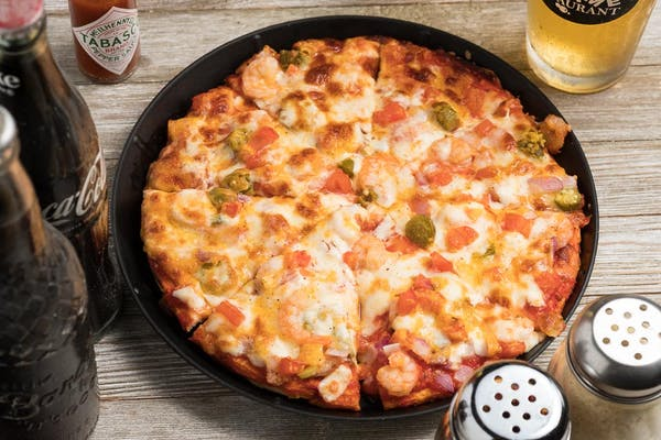Creole Pizza