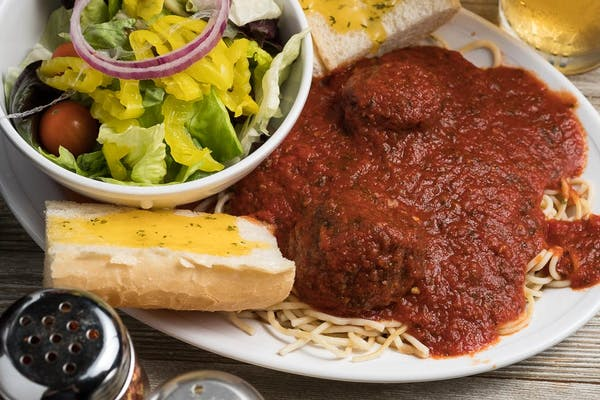 Spaghetti & Meatballs