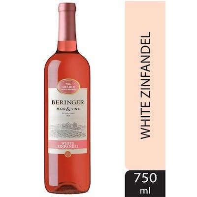 Beringer Main & Vine - White Zinfandel