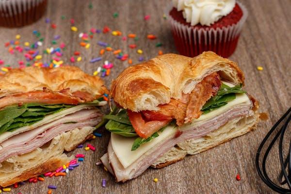 Woodstock Club Sandwich
