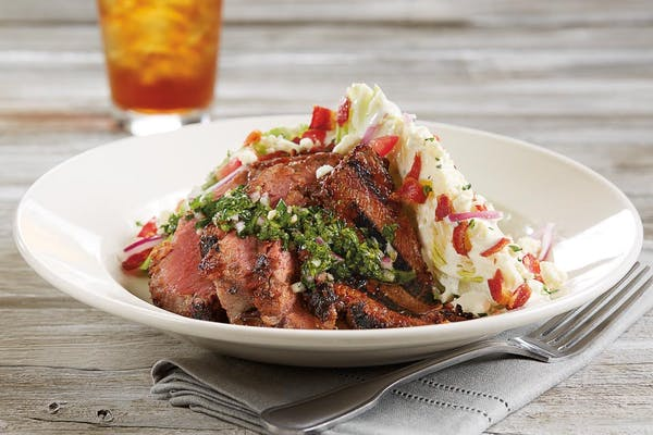 New Tri-Tip Wedge Salad*