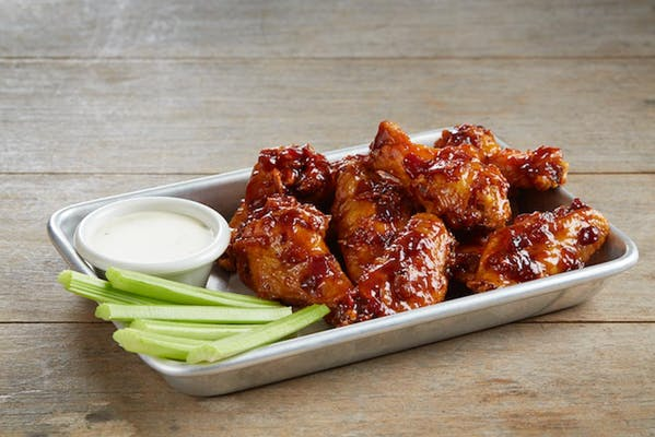 BJ's Premium Bacon Jam Wings