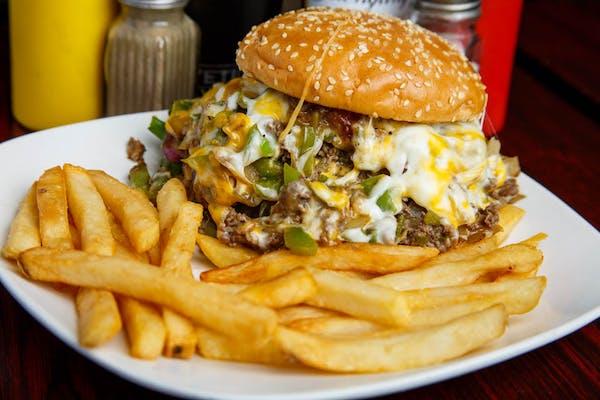 Ambassador Specialty Burger