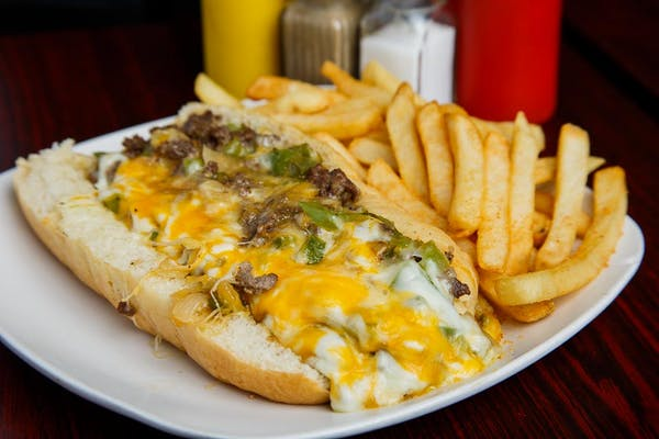 Philly Steak & Cheese Sub