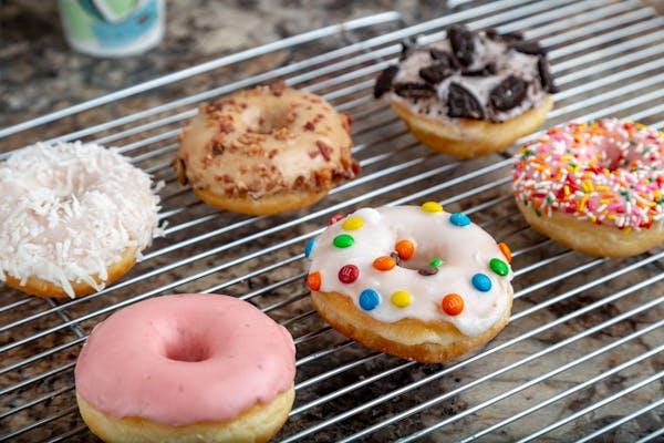 (½) Dozen Mixed Donuts