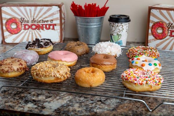 (1) Dozen Mixed Donuts
