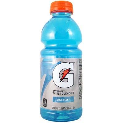 Gatorade (cool blue)
