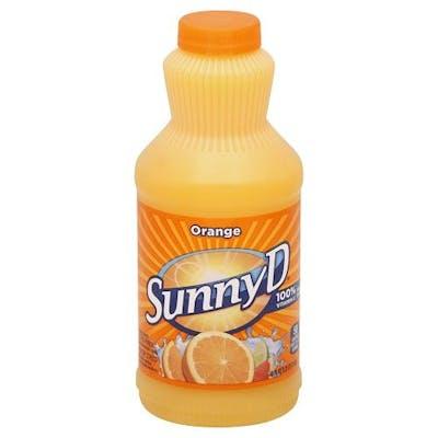 Sunny D 6.75oz