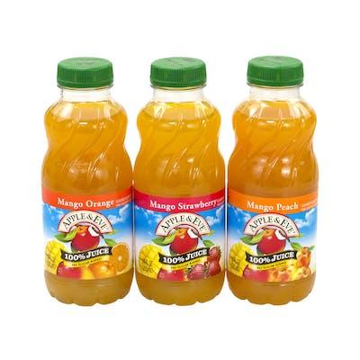 100% juice (mango strawberry)