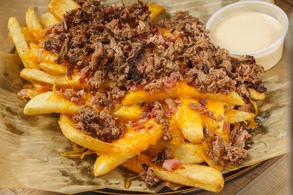 Loaded Brisket Fries