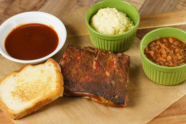 St. Louis-Style Ribs Plate