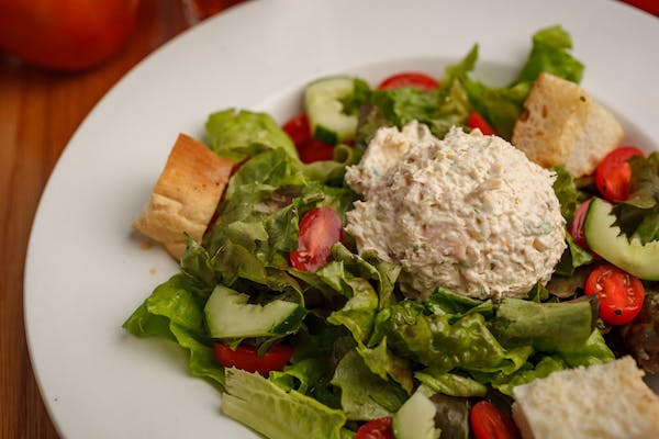 Grandmother's Chicken Salad