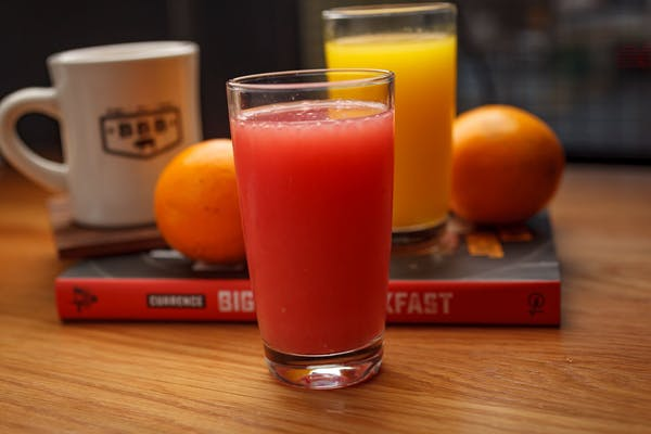 Fresh-Squeezed Grapefruit Juice