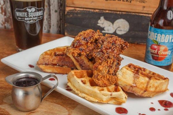 Fried Chicken & Waffles