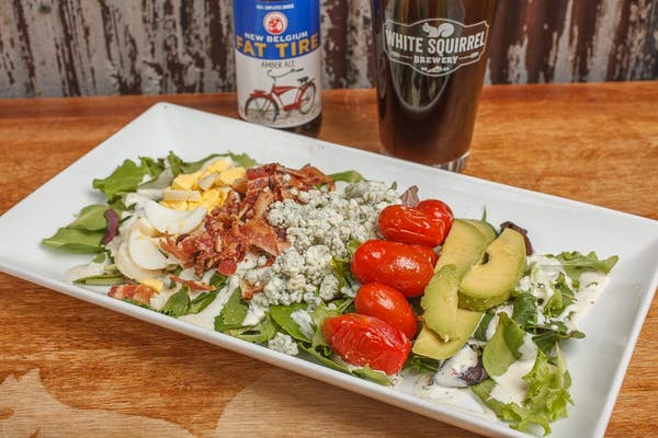 Not Your Mee Maw's Cobb Salad