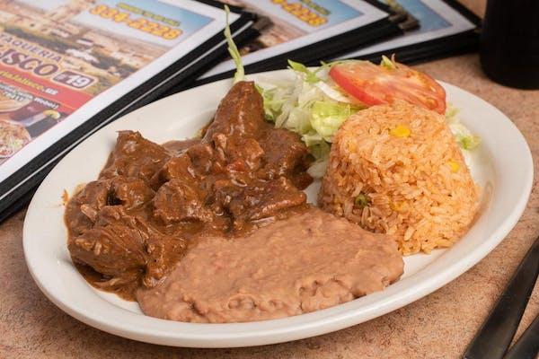 3. Carne Guisada