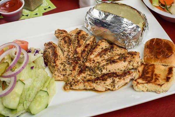 Grilled Chicken Daily Special