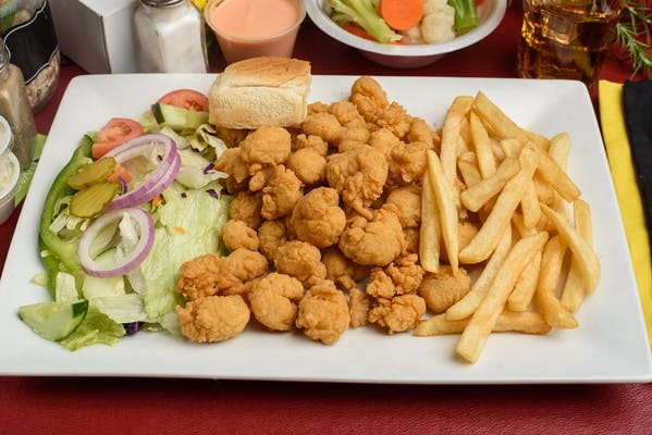Breaded Calabash Shrimp