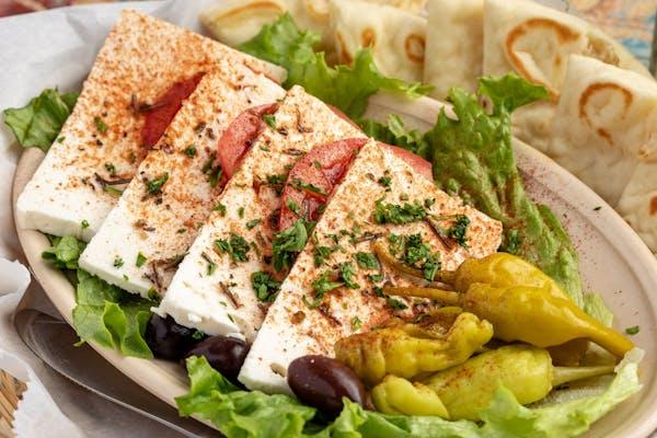 Feta Cheese Plate