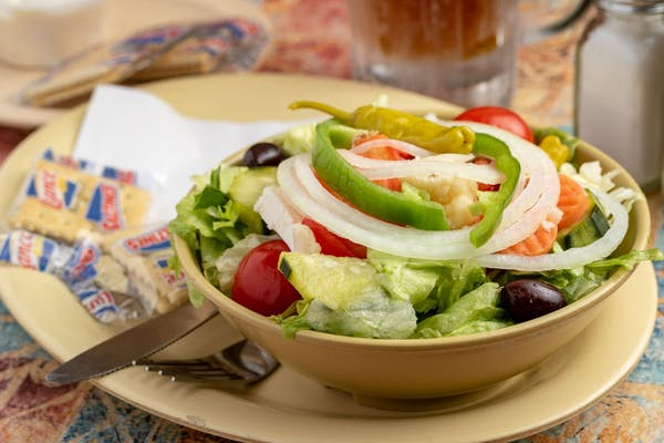 Jr. Greek Salad