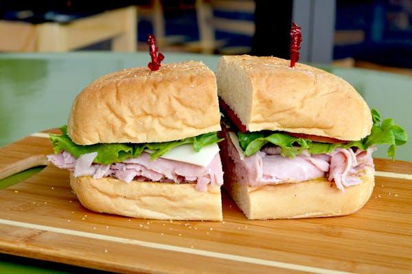 Honey Ham Sandwich