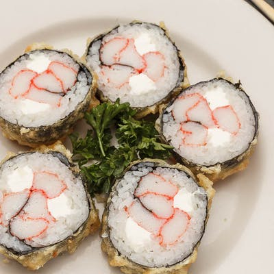 Crispy Crab Roll