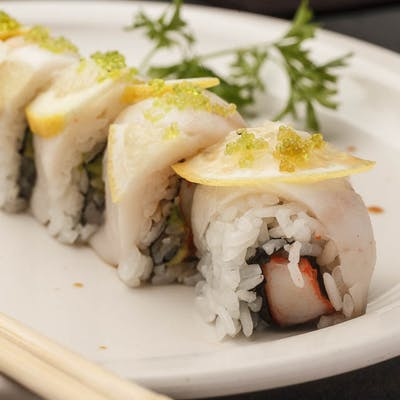 Green Girl Roll