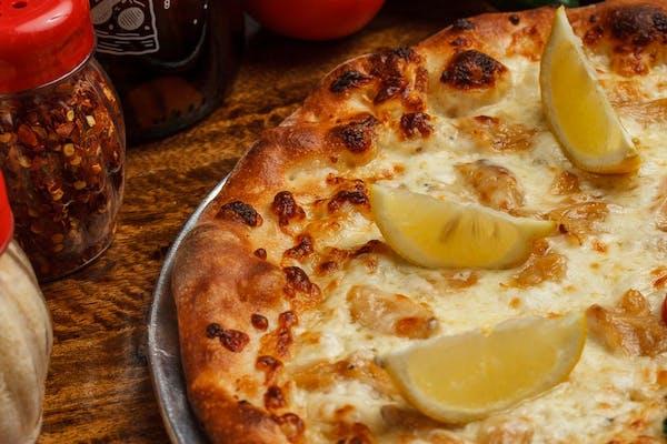 Garlic My Pie Pizza