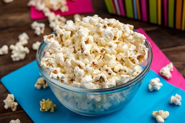 Parm & Garlic Popcorn