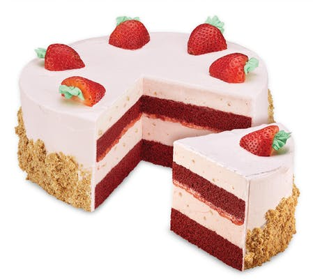 Strawberry Passion Cake