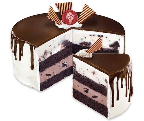 Tall, Dark & Delicious Cake