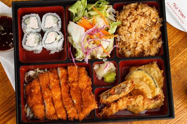 Donkatsu  Katsu Bento Box