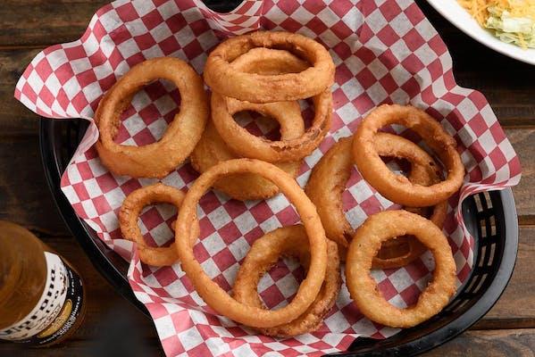 Gourmet Onion Rings