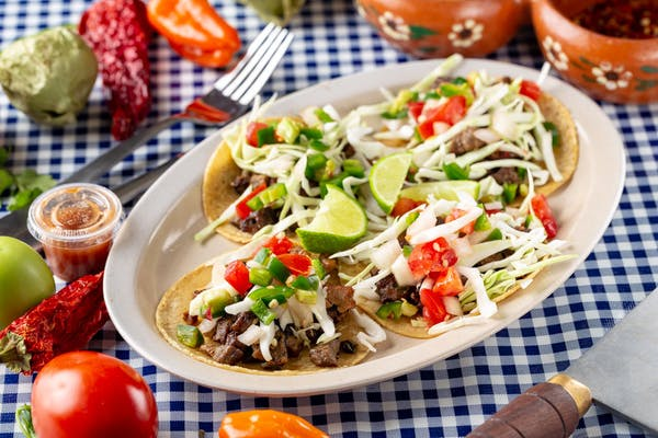 Steak Ranchero Tacos