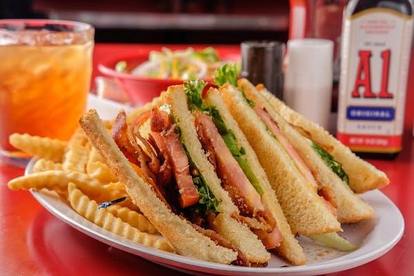 B.L.T. Sandwich