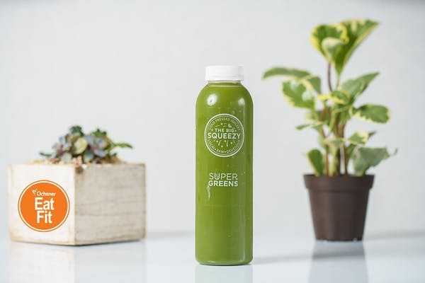 Super Greens Juice