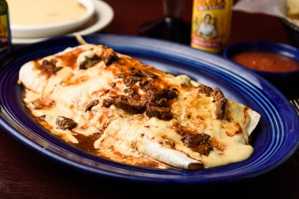 53. El Patron Burrito