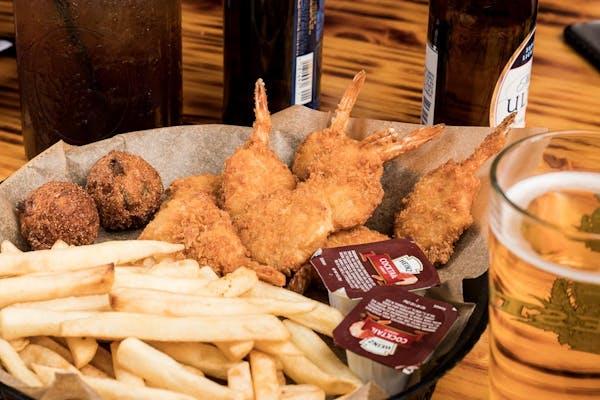 Shrimp Basket
