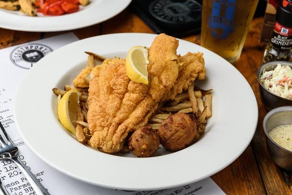 Mississippi Catfish Basket