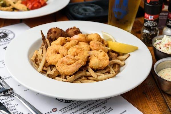 Gulf Shrimp Basket