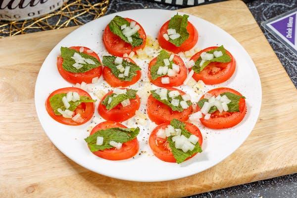 Tomato & Mint Salad