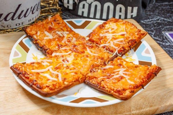 Three-Cheese Flatbread