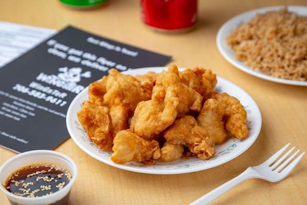Azn1. Sesame Chicken