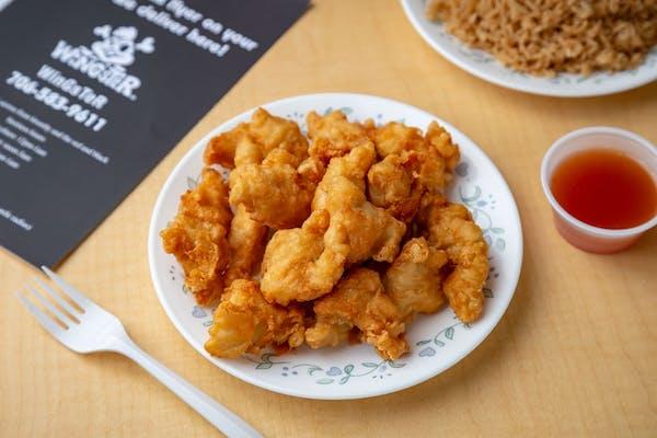 Azn3. Sweet & Sour Chicken