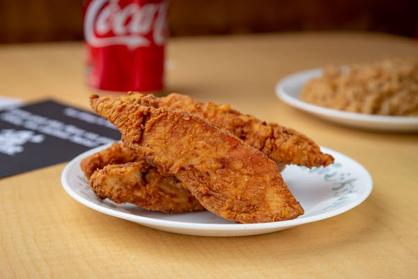 (½ lb.) Crispy Chicken Tenders